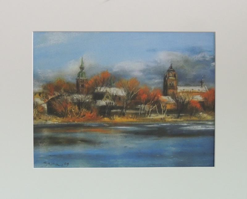 Kunstdruck Passepartout 15,-- Euro